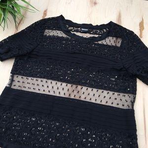DKNY Lace black top